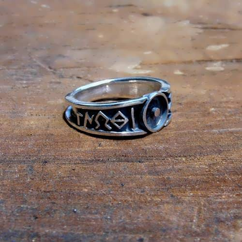 Monad Ring Silver