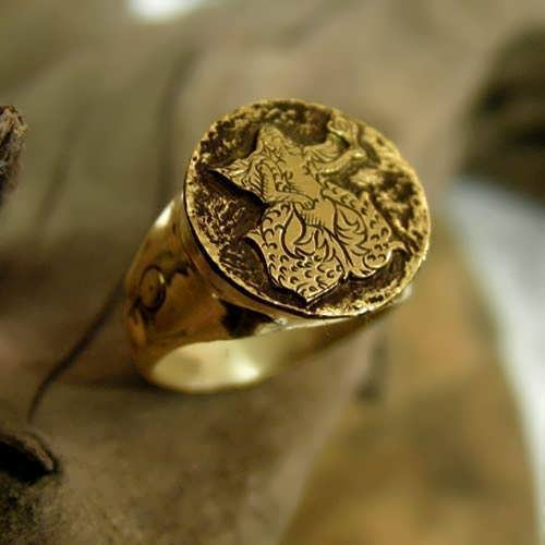 Venus Ring Gold  Talisman (*Sold Out!*)