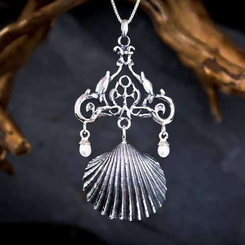 Venus Seashell Talisman Silver (*Limited Edition*)