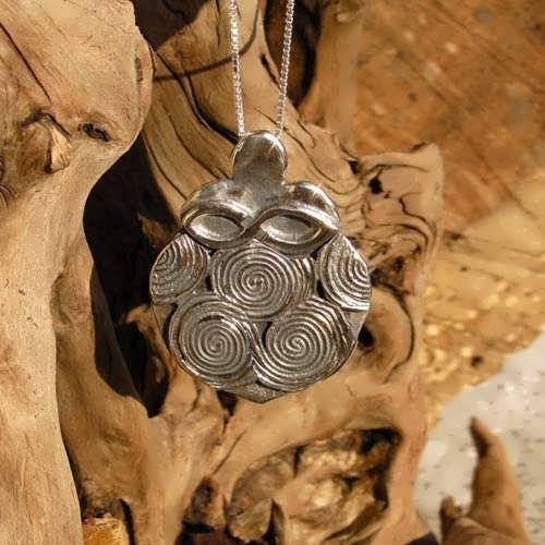 Фамулет «Женская сила», серебро