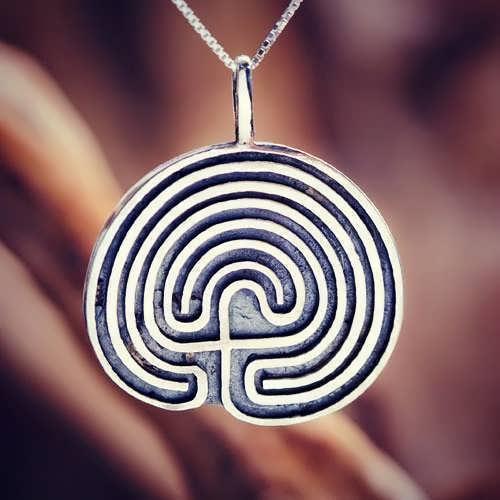 Seven-Fold Labyrinth