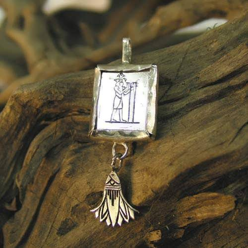 Aquarius Jewelry Pendant Silver (*Sold Out!*)