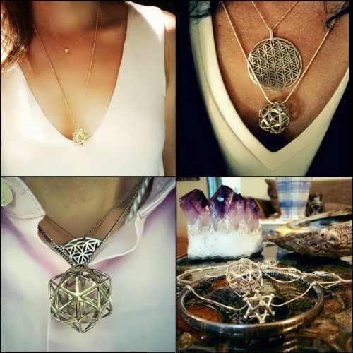 Кулон «Христосознание», серебро