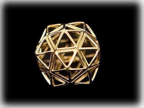 Christ Consciousness - Gold