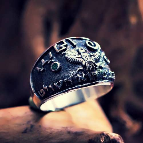 Dune Ring Silver