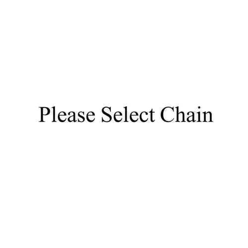 Empty Product For Chain Ordering