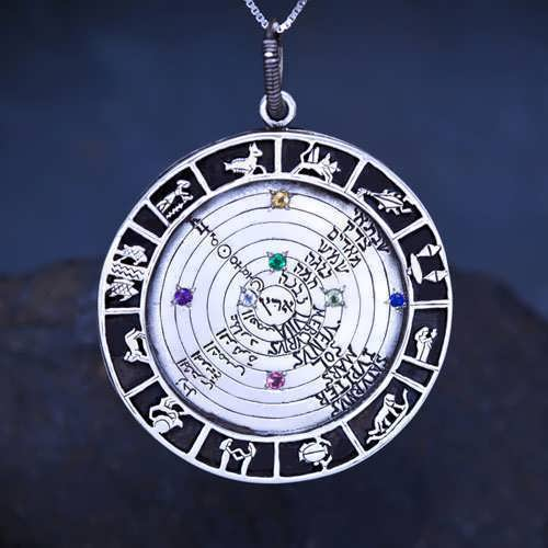 Image of the Cosmos Talisman