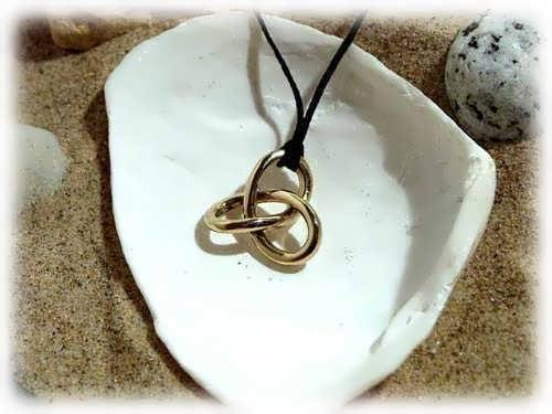 קשר טורוס בינוני - זהב