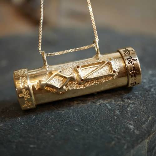 Jupiter in Sagittarius Canister Talisman Gold (*Limited Edition*)