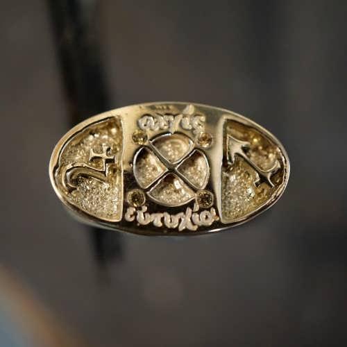 טבעת יופיטר בקשת זהב (*מהדורה מוגבלת*)