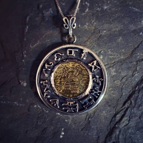 Jupiter-Spica Talismans Gold and Silver (*Limited Edition*)