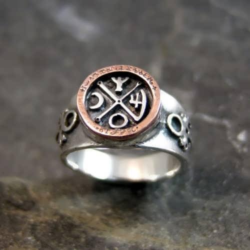 Jupiter Venus Ring