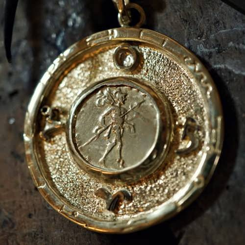 Mars Saturn Talisman Gold (*Limited Edition*)