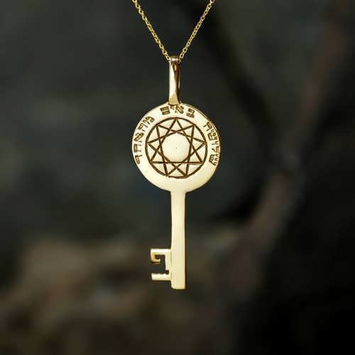 Melchizedek Key Gold