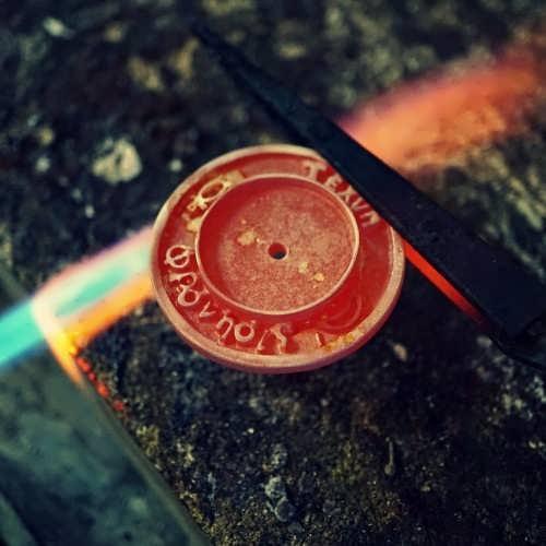 Mercury Practical Wisdom Talisman Gold (*Last Two!*)