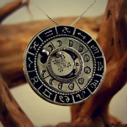 The Lunar Phases Talisman (*Limited Edition*)
