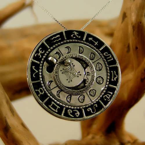 Lunar Phases Talisman New edition