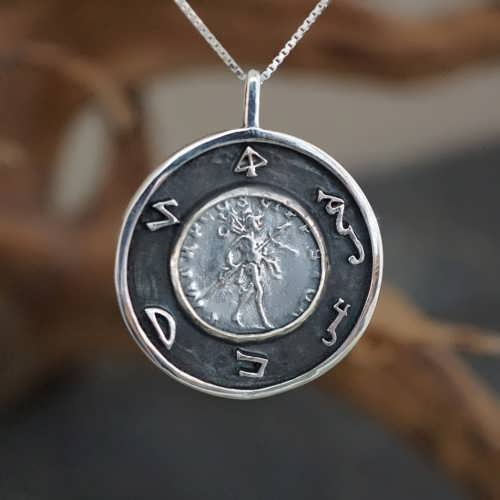 Mars in Scorpio Talisman Silver (*Limited Edition*)