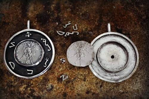Mars Exaltation Talisman Silver (*Limited Edition*)