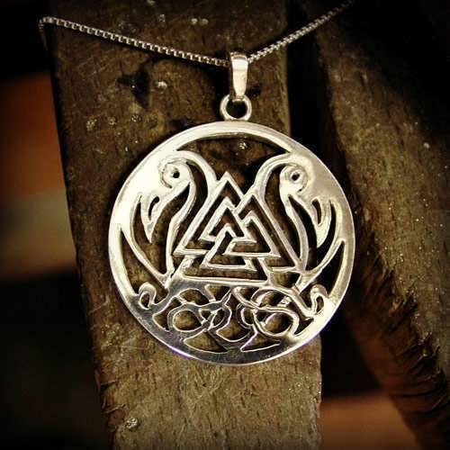 Odin's Knot Pendant