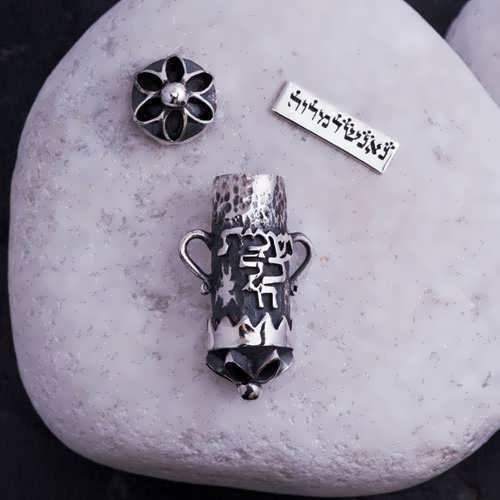 Over - Soul Pendant Silver