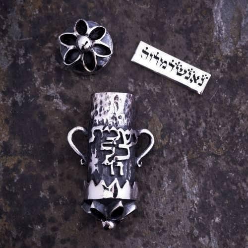 Más de - Soul colgante plata