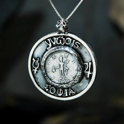 The Philosopher's Talisman - Mercury Jupiter Conjunction Silver (*Limited Edition*)