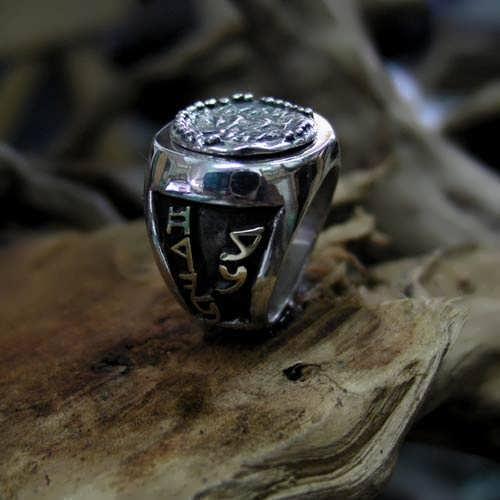Rebels Ring Silver