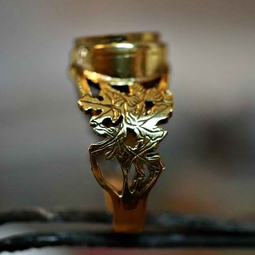 Sacred Waters Ring Gold (*Limited Edition*)