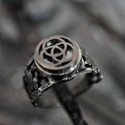 Sacred Waters Ring Silver (*Limited Edition*)