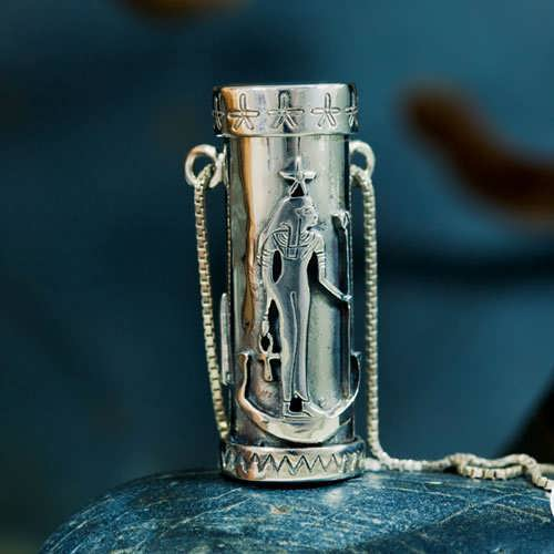 Sirius Sunrise Talisman Silver