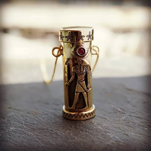 The Solar Power Talisman Gold (*Limited Edition*)