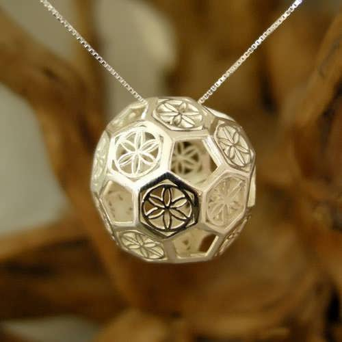The Sphere of Consciousness Silver