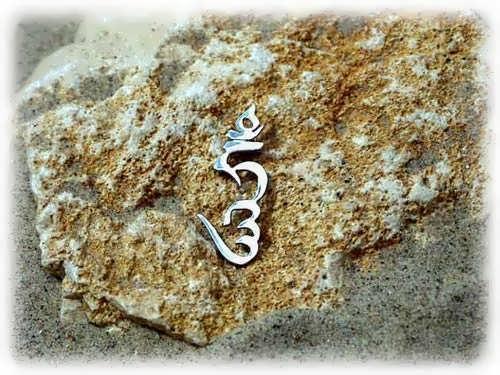 Hung Tibetano pequeño plata