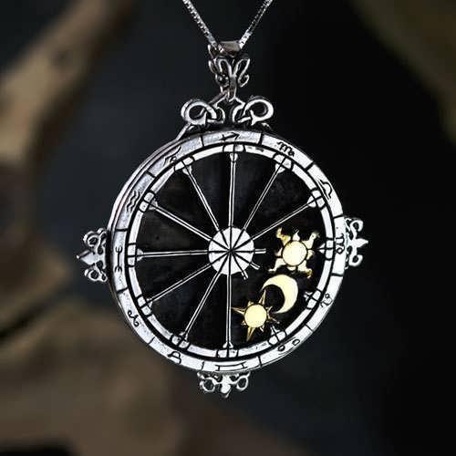 Personalized Trinity talisman