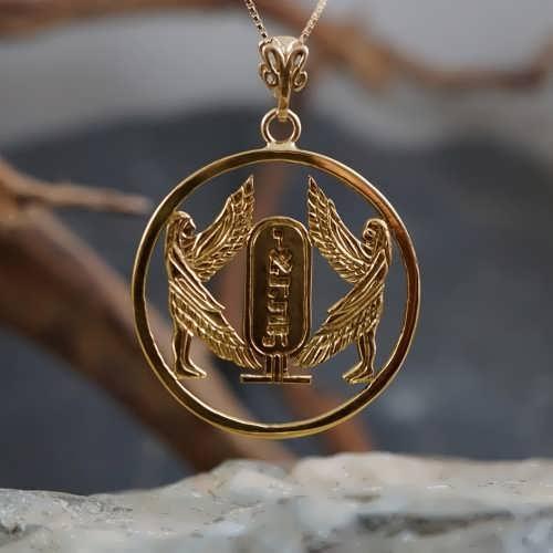 The Divine Commandment Gold