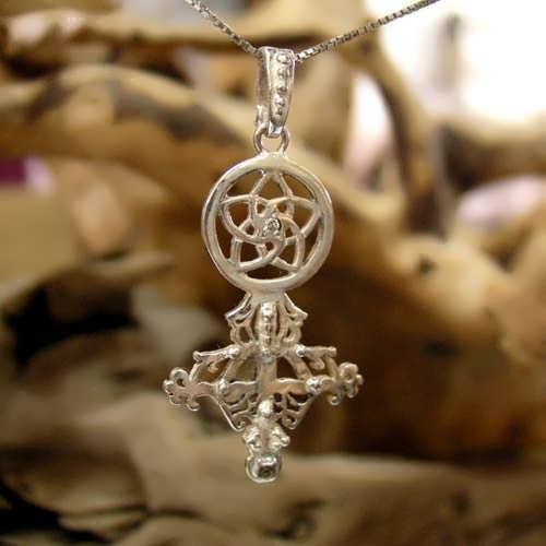 Divine Love Talisman (Venus In Pisces) Silver With Diamond (*Limited Edition*)