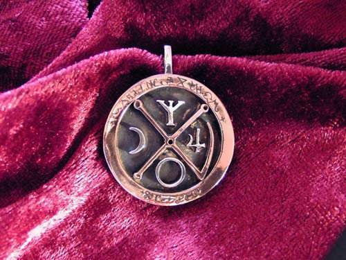 Jupiter-Venus in Pisces Talisman - Sold Out