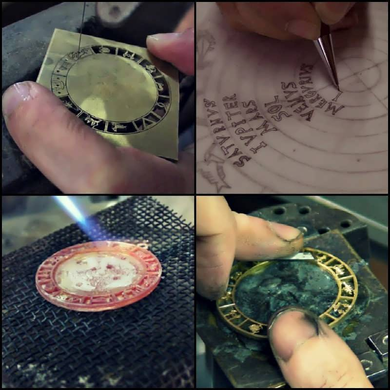 Creating the Ficino Talisman