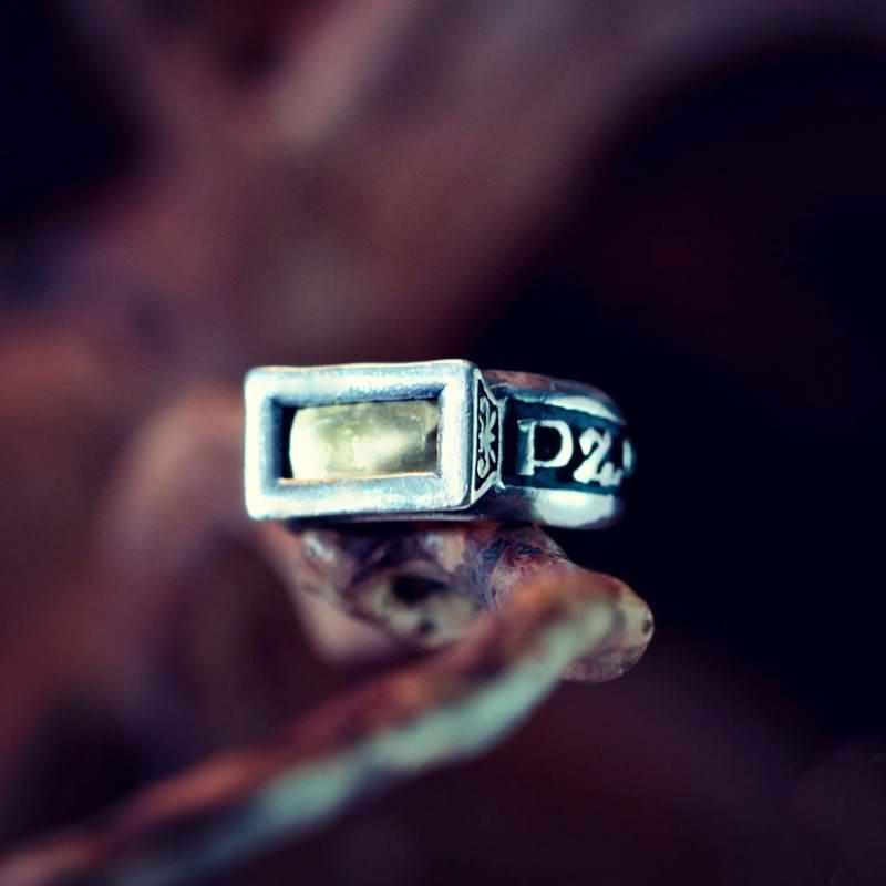 Five Metals Ring