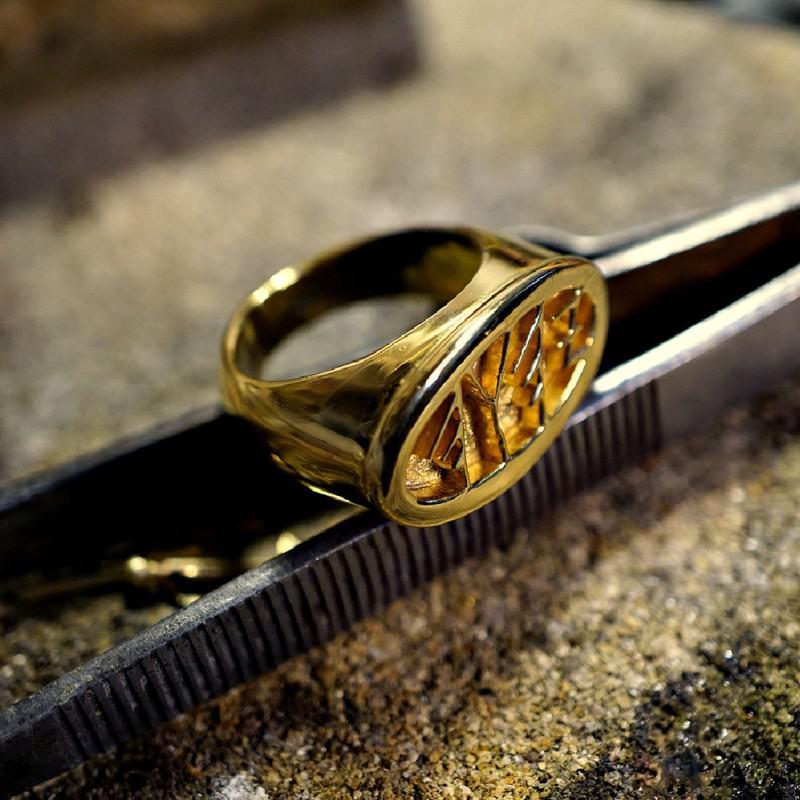 King Solomon's                                 Ring
