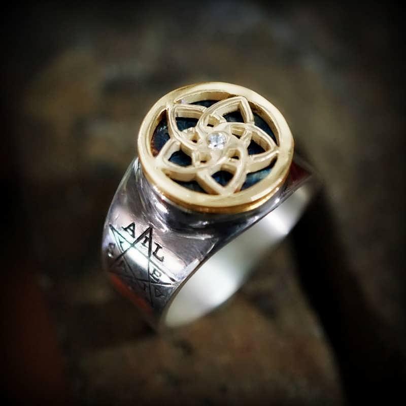 Mothers Gemstone Ring