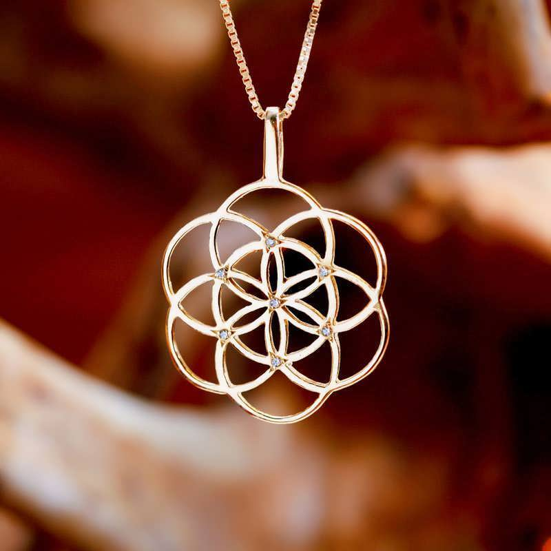 jewelry on pinterest flower of life hamsa and seed of life. Black Bedroom Furniture Sets. Home Design Ideas