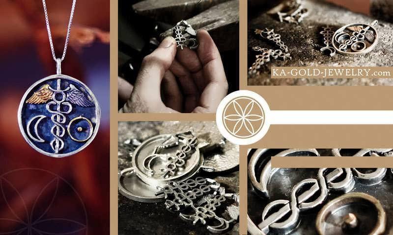 Alchemical Wedding Talisman