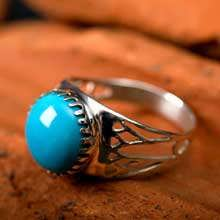Egyptian Lotus Ring Silver