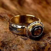 Four Winds Ring Gold