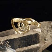M51 Galaxy Ring Gold
