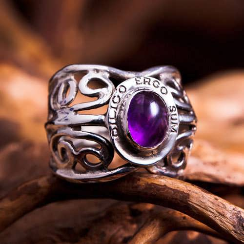 טבעת אני אוהב משמע אני קיים כסף