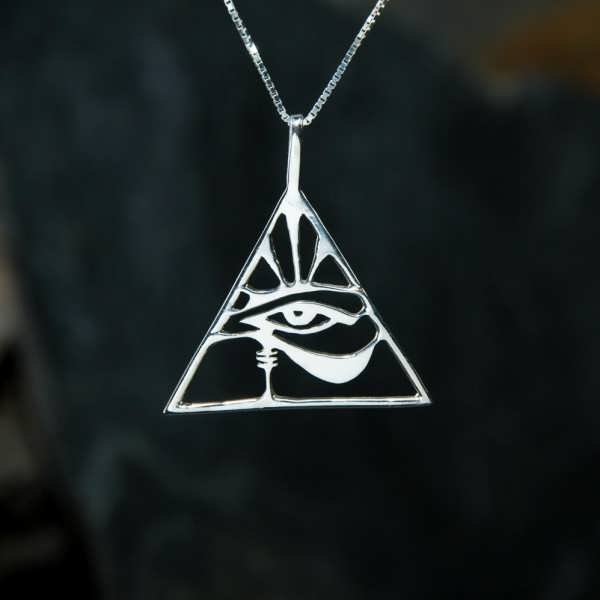 Eye of horus eye of horus silver mozeypictures Image collections