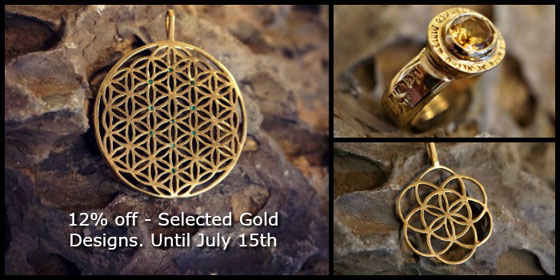 Selected Gold Designs